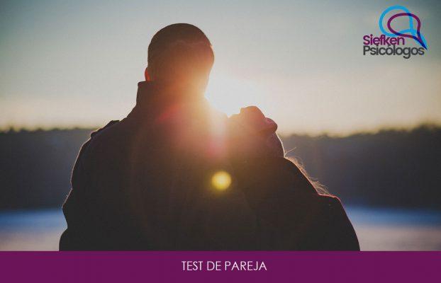 test de pareja
