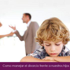 divorcio niños