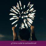 ¿Cómo subir la autoestima?