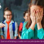 Qué es el Bullying y cuales son sus principales tipos